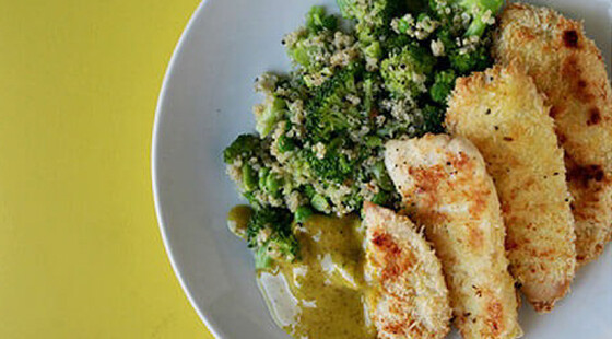 Crispy Coconut Chicken Fingers Recipe Koru Nutrition