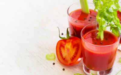 Virgin Bloody Mary: A Mocktail That Supports Weight Loss