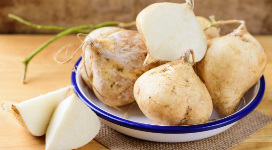 The SuperPowers of the Superfood Jicama