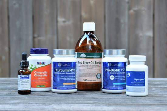 Nutritional Supplements for Chronic Pain package Koru Nutrition