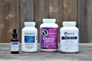 Nutritional Supplements for Depression Package Koru Nutrition