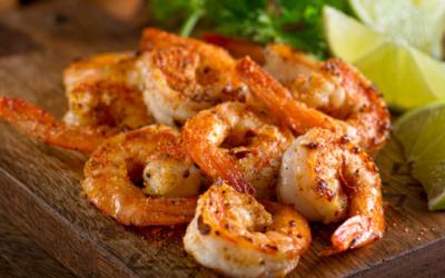 Sweet Paprika Shrimp