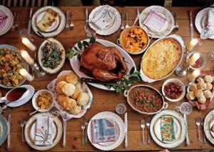 Healthy Ways to Survive Thanksgiving Feast Koru Nutrition