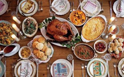 Healthy Ways to Get Through the Thanksgiving Feast