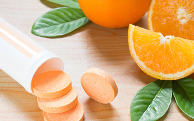 Supporting the Immune System with Vitamin C
