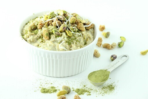 healthy moringa oatmeal recipe koru nutrition