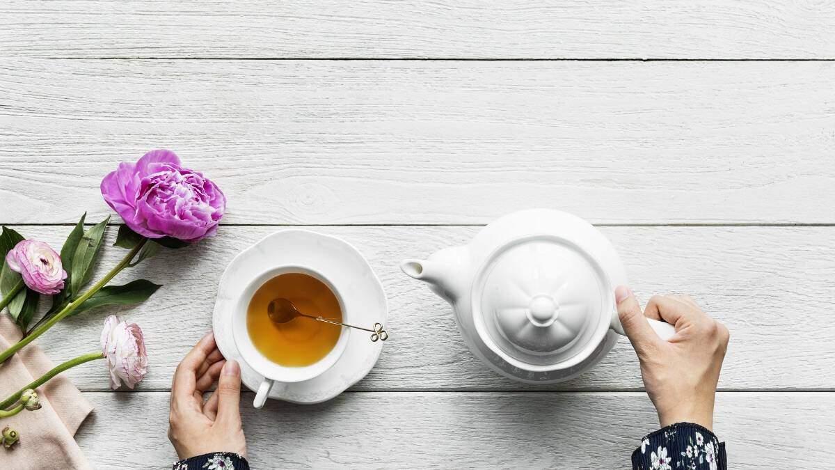 Passion Flower and Lavender Tea Koru Nutrition