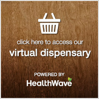 online nutrition supplement dispensary image